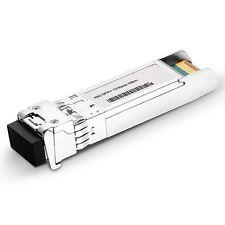 HP J9151A X132 Compatible 10GBASE-LR SFP+ 1310nm 10km  DOM Transceiver