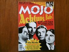 MOJO MAGAZINE APRIL 1997 - ISSUE NO. 41 FRONT COVER U2 ACHTUNG BABY!