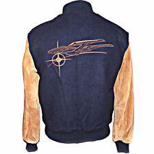 Star Trek First Contact Movie Patrick Stewart + 5 Cast Signed Varsity Jacket XS