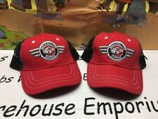 Snap On Tools Rock N Roll Cab Express Vintage Hat Cap Lot Of 2 NWOT NEW