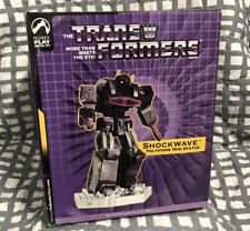 "Transformers ShockWave 6"" Polystone Statue Palisades Artist Proof G1 AP #31 / 90"