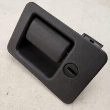 2010 Ford Crown Vic Victoria Glove Box Handle Latch Lock Black NO KEY