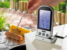 Wireless BBQ Meat Thermometer Electronic Display Thermometer Food Thermometer