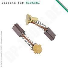 Kohlebürsten für Hitachi WH10DL, WH12DH, DM, DMR, DM2, WH14DL, DM, DMR, DSL