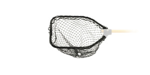 """FRABILL 4530 Fishing Equipment Replacement Nets up to 19"""" Hoops 30"""" Deep 1"""" Mesh"""