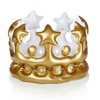 La regina gonfiabile della corona dei bambini per i giocattoli di notte di TW