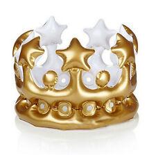 Kinder-aufblasbare Kronen-Königin für die Tagesspielzeug-Neuheitsparty-NachtHAB