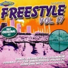 Freestyle 17 (2002) Johnny O., Underdog Project, Daniel Bedingfield, Shan.. [CD]