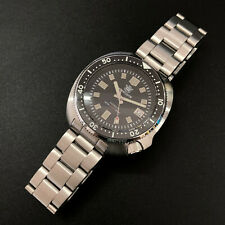 Turtle Watch Tuna Diver Automatic Mens Watch NH35 Movement 44mm Wristwatch