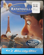 * BRAND NEW * DISNEY PIXAR RATATOUILLE BLU-RAY STEELBOOK OOP