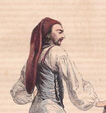 Le Caraco Gitan Bohémien Roussillon Loubon