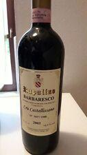 BARBARESCO CRU' CASTELLISSANO N°1017/1500 – AZ. RAPALINO ANNO 2003