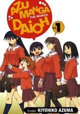 Complete Set Series - Lot of 4 Azumanga Daioh - Kiyohoko Azuma (Manga/Comic)
