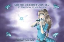 Songs From The Legend of Zelda: Volume 2 - Songbook for the 12 Hole Ocarina