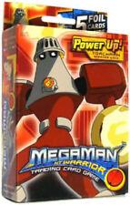 Mega Man NT Warrior Trading Card Game Power Up! Starter Deck Torch Villain