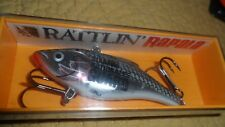 Rapala Rattln  National Guard Advertising Lure  NIB  !!!