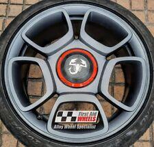 R436AS Swap FIAT 500 ABARTH 4X 17
