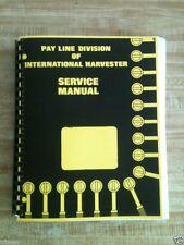 International Td15b Dozer Crawler Service Shop Manual Ih Dresser Chassis 175b