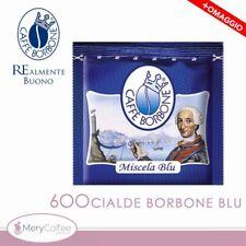 600 Cialde ESE 44 mm Caffè Borbone miscela BLU+assag mix