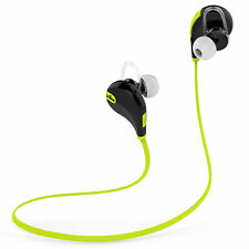 Bluetooth Earpod In-Ear Headset Earphones For Android iPhone Noise Cancelling