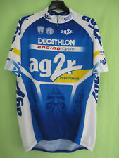 Maillot cycliste Ag2R b'Twin Racing Decathlon Tour 2005 Jersey Rover MG - XL
