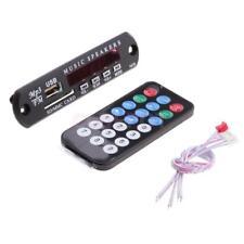 AUTO Senza Fili MP3 Decodificatore audio Modulo 12 V USB SD MMC RADIO + TELECOMANDO