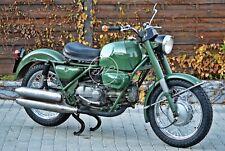 Moto Guzzi Nuovo Falcone, Scheunenfund! Papiere+TÜV! Bj. 1976 (25)