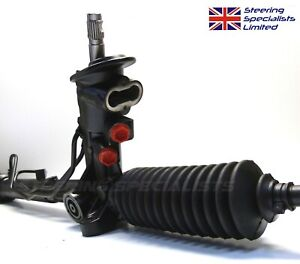 VW Polo 1.4, 1.9 TDI, SDI 2002 to 2010 Genuine Reconditioned Power Steering Rack