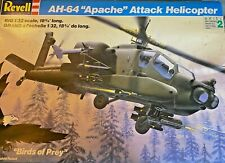 """Revell 1:32 AH-64 """"Apache"""" Attack Helicopter - """"Birds of Prey"""" #4575"""