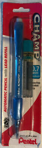 Pentel - Champ Starter Set - Automatic Pencil with Lead, 0.7mm - 1 Pack - NEW