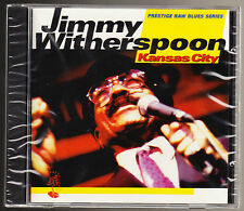 JIMMY WITHERSPOON - KANSAS CITY - NEW & SEALED CD (2001)