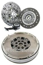 LUK DUAL MASS FLYWHEEL DMF AND CLUTCH KIT WITH CSC FOR FORD FOCUS C-MAX 2.0 TDCI