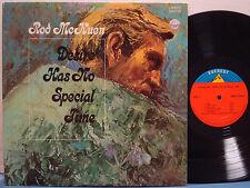 ROD McKUEN-PAUL GRAY Desire Has No Special Time NM 1971 1ST EVEREST Poetry-Jazz