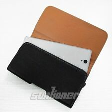 Belt Clip Pouch Holster Leather Case Cover For Samsung Galaxy S3 / S iii /S3 Neo