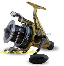 X Runner CAMO Large / Pitt Freespool Carp Fishing Reel Bait,Running 070 Size