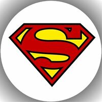 Fondant Tortenaufleger Tortenbild Geburtstag Superman  T1 ( W )