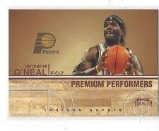 2004-05 SKYBOX PREMIUM BASKETBALL PREMIUM PERFORMERS JERMAINE O'NEAL #19 OF 20