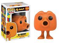 Q*Bert Classic Arcade Retro Game POP! Games #169 Vinyl Figur Funko