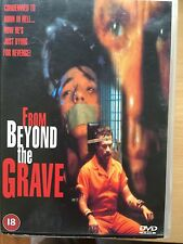 David Keith Martin Kove FROM BEYOND THE GRAVE ~ 1998 Cult Horror Film   UK DVD