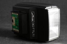 Metz mecablitz 30 TTL1i Blitz System SCA 300; gebr. ohne Blitzschuh(-adapter)!