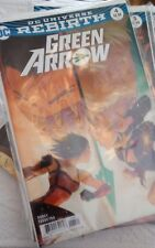 Green Arrow 4 - 22 (Some Variants) DC 2016