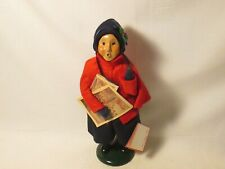 Byers Choice 1995 Salvation Army Girl with War Cry