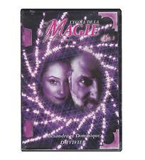 DVD École de la magie Vol.3 par Alexandra et Dominique Duvivier. État neuf