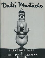 TIRAGE FLAMMARION 1994 + SALVADOR DALI + PHILIPPE HALSMAN : DALI'S MUSTACHE