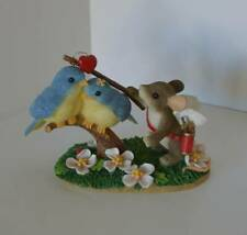 """Charming Tails """"Love Birds� – #84/110"""