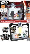NIB Star Wars: Episode VII The Force Awakens Deluxe Tracing Projector MSRP 59.99