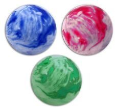 12 x Ball marmoriert aufblasbar - ca. 10 cm - Mitgebsel Kindergeburtstag Tombola