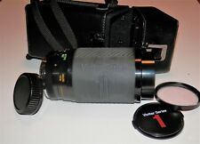 "VIVITAR ""Series 1""  70~210mm Macro Zoom Lens w/Filter & Case"