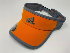 NEW! adidas Men's Adizero II Visor-Unity Orange