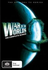 War Of The Worlds - The Complete Series   J1